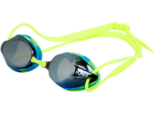 Funky Trunks Training Machine Goggles sun ray mirrored